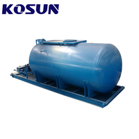 High quality diesel oil storage tank