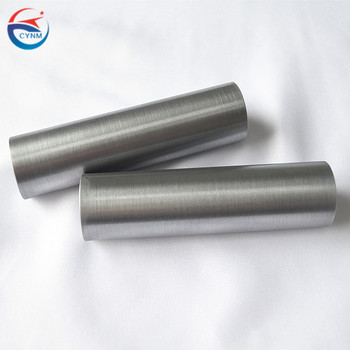 Bright pure 702 zirconium rods from CY Metal