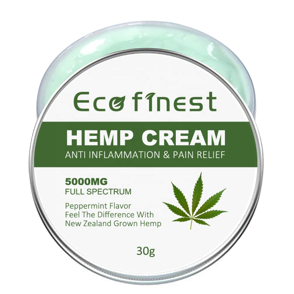 Private label effective pain relief natural hemp <strong>cream</strong>