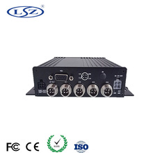 Bus Video Recorder 4ch CCTV Camera Mobile <strong>DVR</strong>