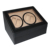 PU Leather Cover MDF Custom Watch Winder Materials