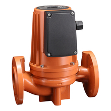 Long Lifetime Electric Hot Water Circulation Pump with flange For Domestic GR-550