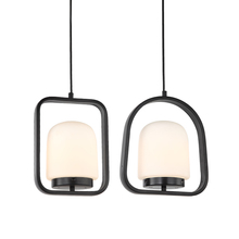 Nordic style vintage fancy hanging metal black pendant <strong>light</strong>
