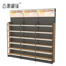 High quality hot sale supermarket supplies made metal wire multipurpose store supermarket <strong>shelf</strong>