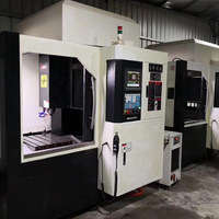 Hot selling Taikan 650 CNC machine centre /Used Cnc engraving and milling machine