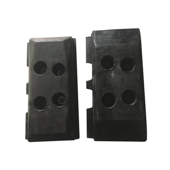 Excavator track shoe plate compatible with Caterpillar Brand