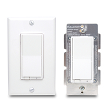 EVA LOGIK 500W Max Load Smart Dimmer Light Switch In Wall Home Switch ZW31
