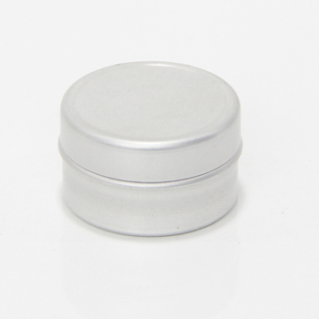 Empty Herb Packaging Aluminum Canisters With Lids