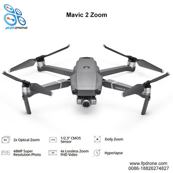 Mavic 2 Zoom drone with 2x Optical Zoom 4x Lossless Zoom drone HD Video camera mavic  cosmic wheels intelligent high speed