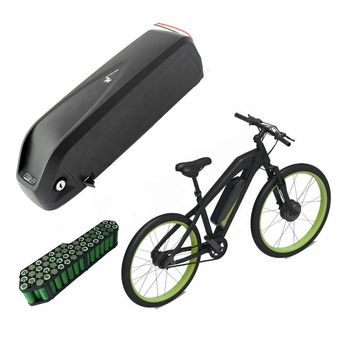 48v bicycle battery downtube electric bike rechargeable lithium-ion batteries pack for sale