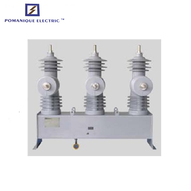 33kV Auto Recloser 630A outdoor 3 phases Medium Voltage AC Vacuum Circuit Breaker for <strong>electricity</strong> distribution system protection
