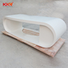 Modern Office Furniture Solid Surface Stone Office Desk