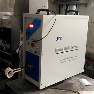 High Frequency Hardware Tools Hot Forging Induction Heating Quenching Machine