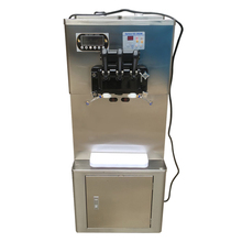 Customized supporting 3 <strong>nozzles</strong> Soft Syrup ice cream machine with high capacity