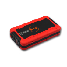 mini 10000mah 12V car jump starter multifunction 10000mah mutli function jump starter with wireless charge