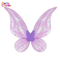 Birthday Favors Halloween Costumes Party Girls Butterfly Fairy Angel Wings For Kids
