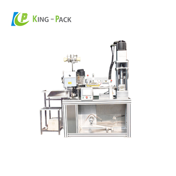 Automatic Silicone Sealant Sausage Filling Machine