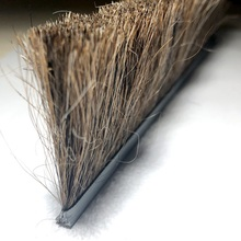 TDFbrush Flexible Horse Hair Strip <strong>Brush</strong> For Weather stripping Door