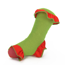 Factory <strong>OEM</strong> Interactive Durable Oxford Sock Shaped Dog Chew Toy