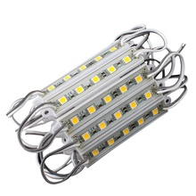 Factory wholesale supply waterproof DC12V 5 <strong>leds</strong> 5050 <strong>led</strong> <strong>module</strong>
