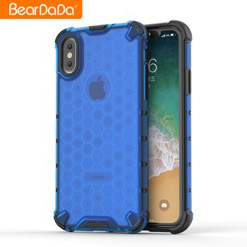 2019 new design Shockproof honeycomb cell phone case for iphone 6 plus,mobile phone case for iphone 6plus