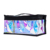 KONCAI Custom Made High Quality Iridescent Holographic PVC Toiletry Makeup Bag