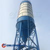 Screw Integrated Bolted 100 Ton Easy Moved Customized Cement Silo In Cement Making Machinery