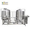 Micet craft microbrewery manufacturing 1000L beer brewery equipment for sale
