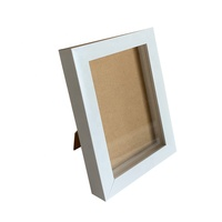 Acrylic facesheet PS home decor shadow box frame 5x7 8x10inch