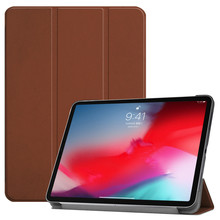 Shockproof Leather Cover Case for IPad pro 11