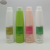 320 ml Customized HDPE Plastic Bottle For Shampoo And Hair Conditioner With  Flip Top Cap