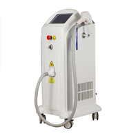 2019 Most Effective diode laser / 808nm laser diode hair removal machine best price/Painless 808nm diode laser hair remova