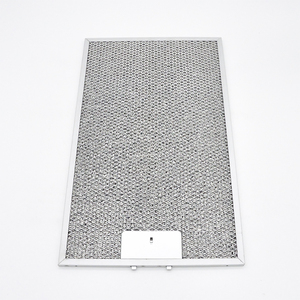 Silver Border have a lock oven exhaust perforated filter of range hood filter