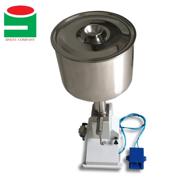 <strong>A02</strong> 5-50ML Pneumatic Liquid and Cream Filling Machine