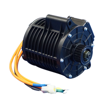 QS high turque V2 3000W 138 70H mid drive motor for electric motorcycle