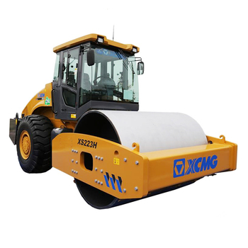 Single drum road roller brand new road roller