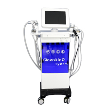 Guangzhou hydra skin care facial beauty equipment/hydra dermabrasion facial <strong>machine</strong>/ultrasonic skin scrubber peel spa equipment