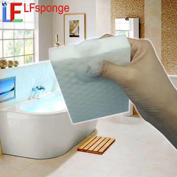 Magic Cleaning Sponge for Bathroom Wall Tile cleaning High quality household cleaning supplies melamine sponge manufacturer