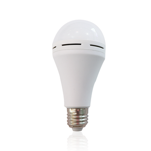 A70 12W emergency bulb, rechargeable A shape home using lamp, recharging LED lighting indoor using
