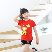 China factory high quality <strong>boy's</strong> cotton t shirt