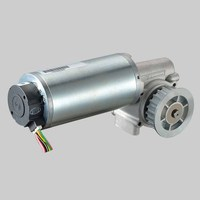 Germany dunker brand dc electric motors for automatic doors