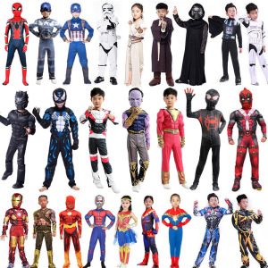 In stock superhero halloween costume for kids