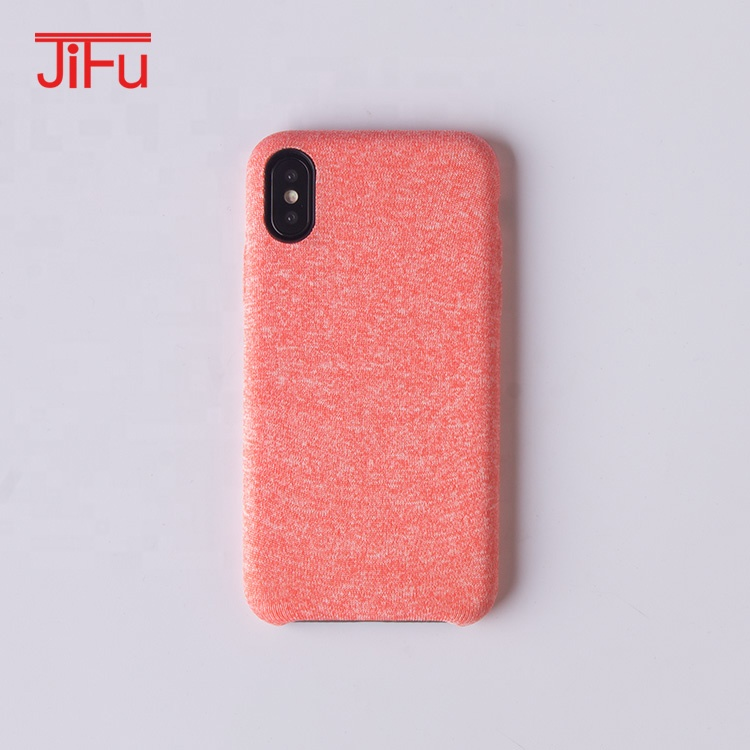 2019 <strong>cell</strong> <strong>phone</strong> accessories simple style waterproof fabric PC combo <strong>phone</strong> case for iphone X/XR/XS Max