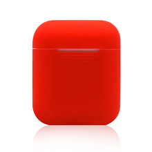 Newest Hot Sale for Air Pod Silicone Case With Shockproof Silicone Skin For Apple air pods case