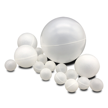 China factory Good quality polypropylene hollow float ball Plastic