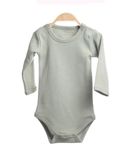 Eco-friendly cotton custom baby romper,newborn bodysuits baby clothes made in china