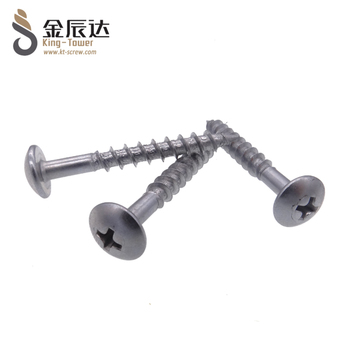 long stainless steel wooden self tapping screw