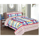 Home Textile QUEEN SIZE floral bed sheets print bedsheet set