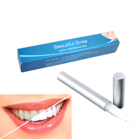 Luxsmile Easy To Carry Mint Flavor White Dental Bleaching Gel Teeth Whitening Pen