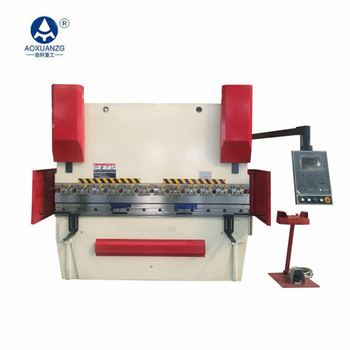 High Accuracy 63T 2500MM Automatic CNC Press Brake Machine For Metal Box Bending Folding
